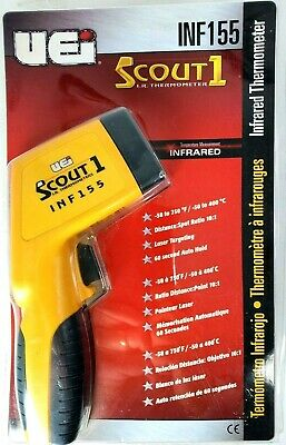 NEW SCOUT 1 INF155  Infrared Thermometer Retail Price: $144.78