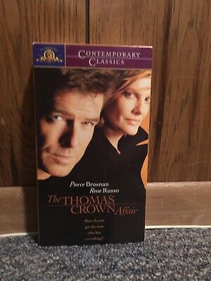The Thomas Crown Affair (VHS, 2000)