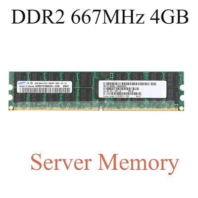 4GB Kingston KVR16R11S8//4KF Server Memory RAM DDR3 SDRAM F-Die ECC Registered