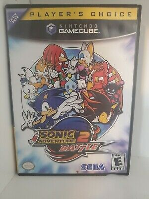 Sonic Adventure 2 Battle (GameCube, 2002)*complete*