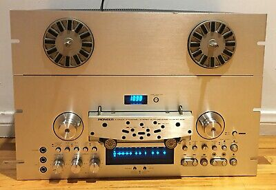 Pioneer Rt-909 Reel To Reel Tape Deck Player  ** Professionally Serviced  **