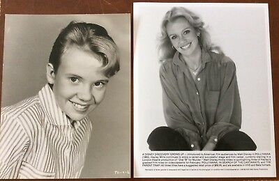 Two Hayley Mills Publicity Photographs