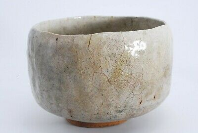 Japanese Old Pottery, TEA BOWL, Tea Ceremony, SADO, Chawan /535