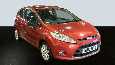 2010 Ford Fiesta 1.2 Edge - Cat D, Alloys, Aircon, Nice