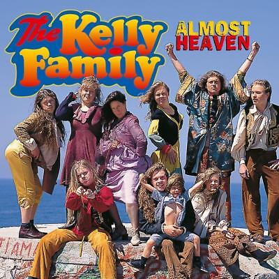The Kelly Family - Almost Heaven  CD  NEU  (2017)