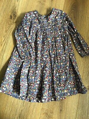 18-24 Months John Lewis Dress Woodland Baby Girl Pretty VGC 2 Available Twins