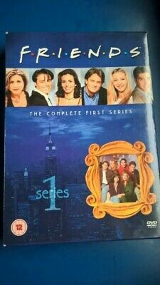Friends The Complete First Series Dvd Boxset