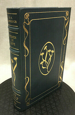 Women in Love D H Lawrence Franklin Library 100 Greatest Leather Limited Edition