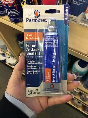 Permatex 80016 Form-A-Gasket Sealant #2 - Each