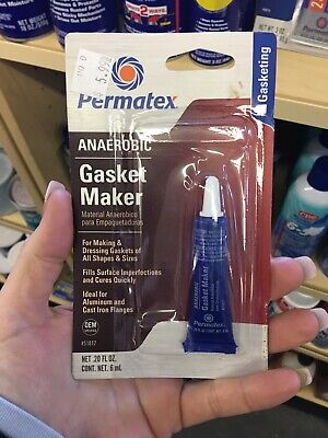 Permatex 51817 Anaerobic Gasket Maker - Each
