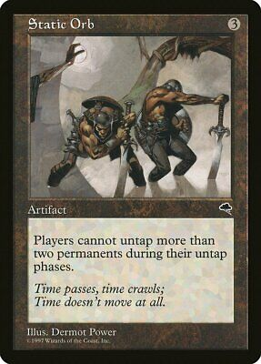 Winter Orb PL MTG Unlimited UL Magic Gathering
