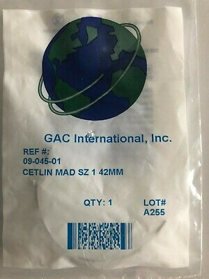 Orthodontic Cetlin Style Lip Bumpers from GAC International, Inc