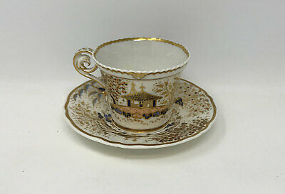 Chamberlain Worcester Cup and Saucer