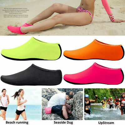 Water Skin Shoes Barefoot Quick-Dry Aqua Socks for Beach Swim Diving Surf Yoga