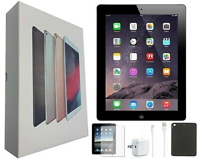 Apple iPad 3rd Generation 16GB Black (Wi-Fi Only) Bundle Included/Free Shipping