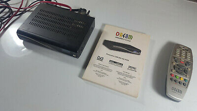 Original Dreambox DM 800 HD PVR Satellite Receiver Enigma2 Sat Receiver DVB-S2
