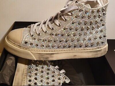 Sneakers Gienchi Metal Gienchi Jean Michel, Donna Nr 35 NUOVE