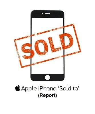 iPhone / iPad Sold To Policy Check Pro - IMEI or S/N