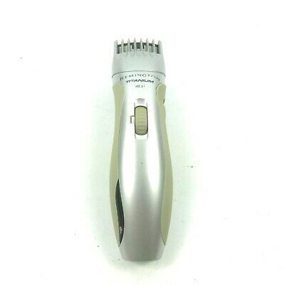 REMINGTON  CORD// CORDLESS  shaver  R-870 with LCD DISPLAY   R870