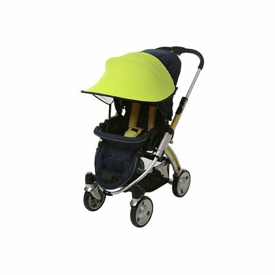 Manito Sun Shade for Strollers and Car Seats (Green) UPF 50+