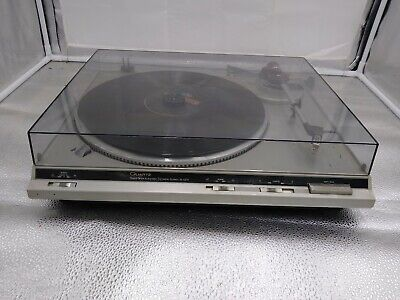 Technics Turntable Model SL-QD3. Tested and Working!!!!