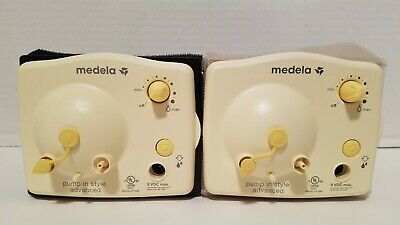 "2-Medela Pump In Style Advanced Breast Pumps (Lot) ""Free Shipping"""