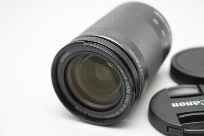 Canon EF-M 18-150mm F/3.5-6.3 STM IS Lens (Graphite)