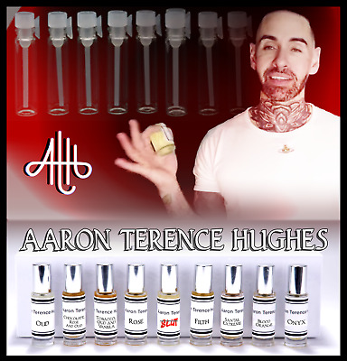 Aaron Terence Hughes ATH Discovery Box 9 x 1 ML DECANTS