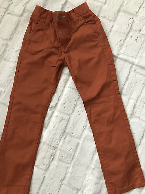 Age 5 Next Tan Chino Trousers