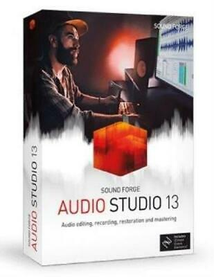 Sound Forge Audio Studio 13 Education (Download)
