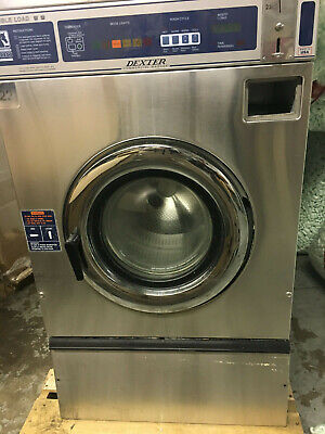 Dexter T300 Commercial Washer 3 phase 20lb capacity REFURBISHED