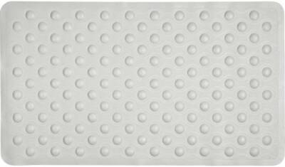 Argos Home Rubber Bath Mat - White Essential Safety Item To Have In Bathrooom