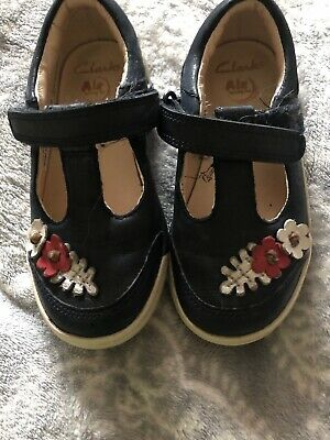 Girls Clarks Air 7f Shoes