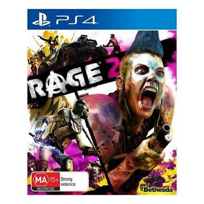 Rage 2 Playstation 4 Ps4 Game