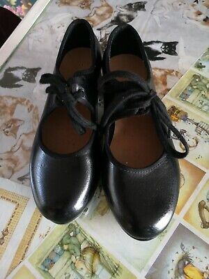BLOCH 330 Timestep PU Black Tap Shoes Low Heel Size 13