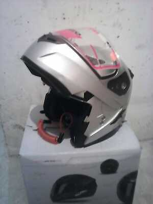 casque scooter nitro taille L