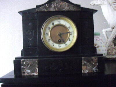 option of ONE of 5 early 1900s  mantle clocks