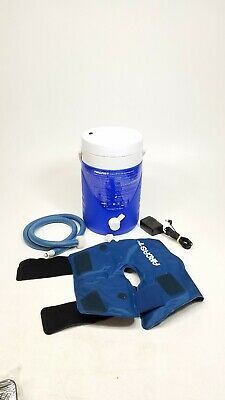 Aircast Cryo Cuff IC Cold & Compression Therapy Motorized Knee Medium