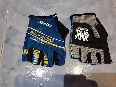 Guantes ciclismo SMS Santini VACANSOLEIL