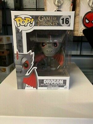 Game of Thrones™ Funko Pocket Pop Keychain Drogon Vinyl Figure Keychain 10111