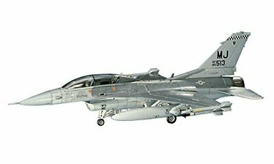 Hasegawa 1/72 the United States Air Force F-16D Fighting Falcon Model D15 HAD15
