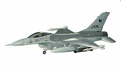 Hasegawa 1/72 the United States Air Force F-16A Plus Fighting Falcon plastic mod