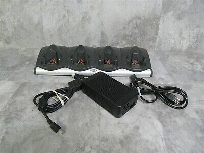 Symbol Motorola CRD9000-4001ER 4-Slot Charging Cradle for MC9190 MC9090 MC92