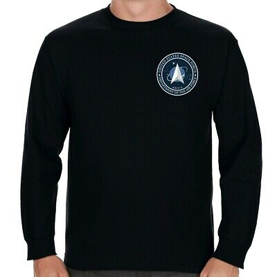 United States Space Force Long Sleeve Shirt