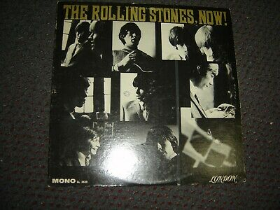 The Rolling Stones - Now! 1965 USA Mono London Unboxed VG+/VG