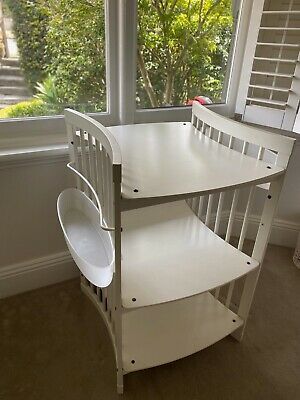 Stokke Baby Change Changing Table - White