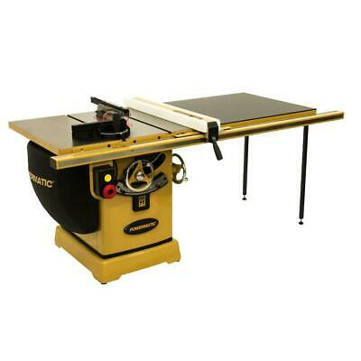 Powermatic-PM25150K 5HP 1PH 230V Table Saw, with 50in. Accu-Fence System
