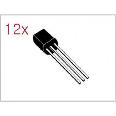 FAIRCHILD Semiconductor-J107-transistor n jfet to-92