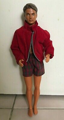 Beverly Hills 90210 Brandon Walsh Jason Priestley Mattel Male Ken Doll 1991