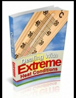 Dealing with Extreme Heat Conditions eBook PDF  Master Resell Rights weather